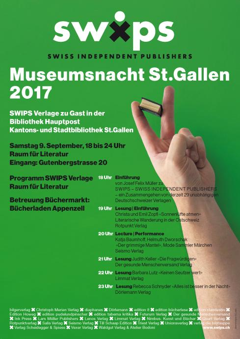 Swips at Museumsnacht St Gallen
