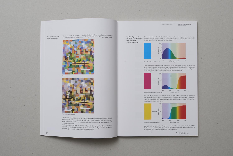 Bildbearbeitung: Farbreproduktion (2877) | Design | Book | Triest