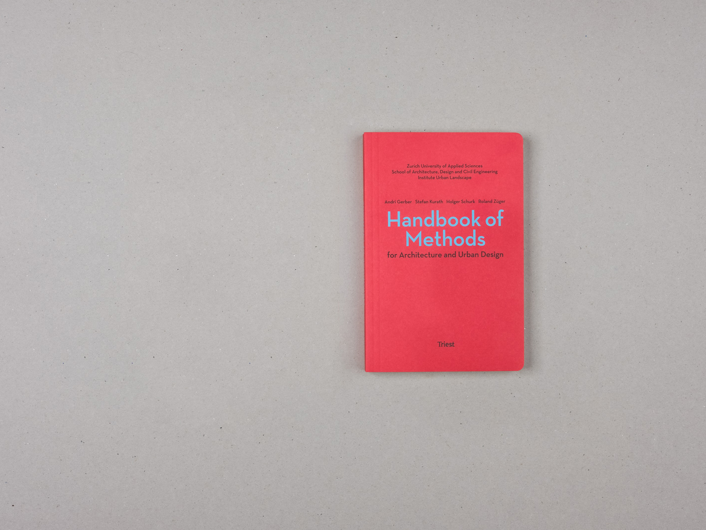 Handbook of Methods for Architecture and Urban Design - 0