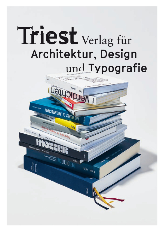 Publisher's catalogue 2020 – 5 years Triest