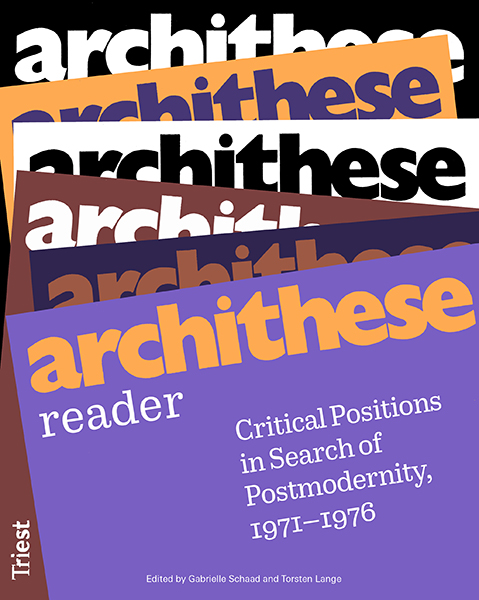 archithese reader